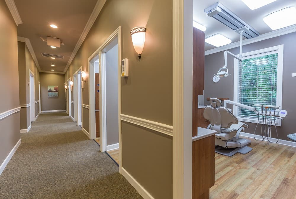 Dental office - Connor Family Dentistry in Hendersonville